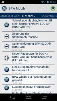 BPW Mobile apk screenshot