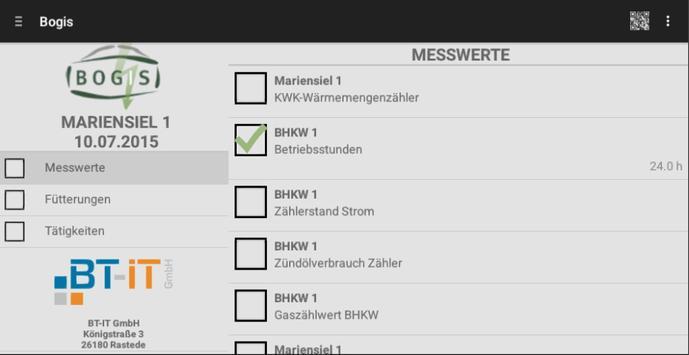 BOGIS apk screenshot