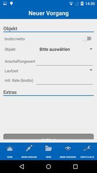 Bemer Leasingrechner apk screenshot