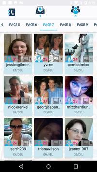 Germany girls dating guide apk screenshot