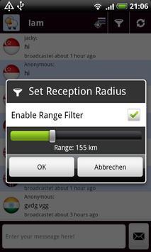 Local Area Messaging apk screenshot