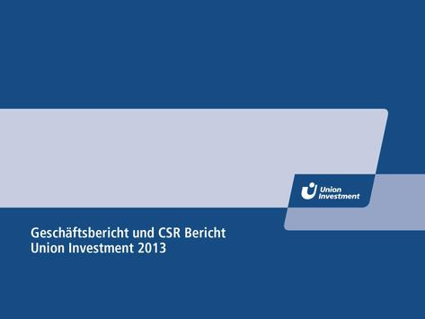 Union Investment Bericht 2013 apk screenshot