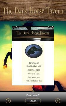 Dark Horse Tavern | bar&grill apk screenshot