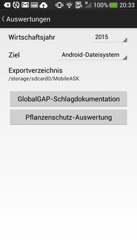 MobileASK-Pro - Schlagkartei apk screenshot