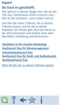 TalentScout.Nordwest apk screenshot