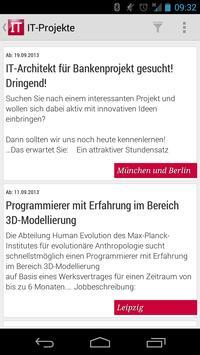 IT-Projekte apk screenshot