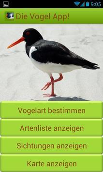Die Vogel App! poster