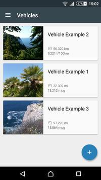 Drivenote: Fuel log & more poster