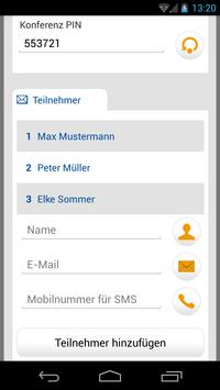 dtmsConference apk screenshot