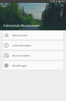 Die Fahrlehrer-App apk screenshot