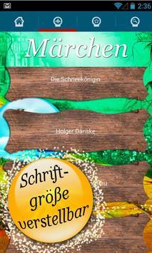 Märchen Andersen - Geschichten apk screenshot