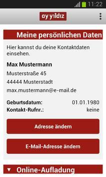 AY YILDIZ Prepaid apk screenshot