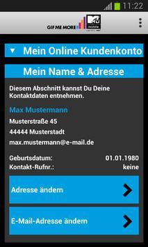 MTV MOBILE apk screenshot
