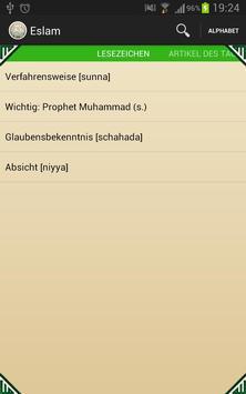 Eslam für Android apk screenshot