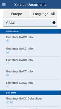 Güntner apk screenshot