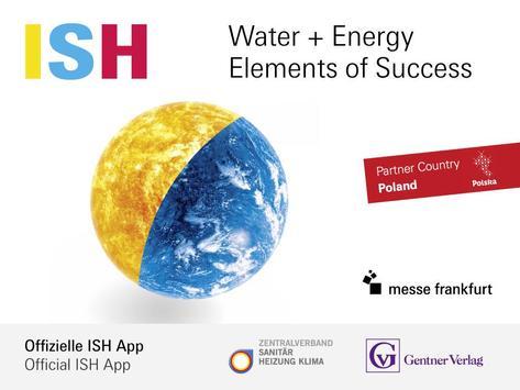 ISH 2015 - off. fair catalogue poster