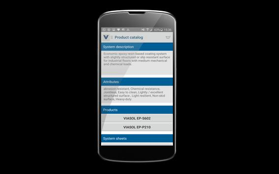 Viacor Polymer GmbH apk screenshot