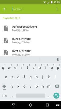 fonial fax apk screenshot