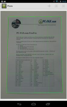 PC-FAX.com CustomerCenter apk screenshot