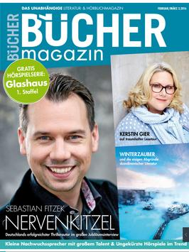 BÜCHER magazin poster