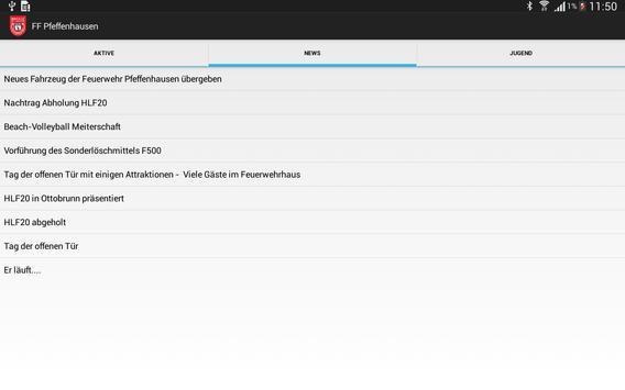 FF Pfeffenhausen apk screenshot