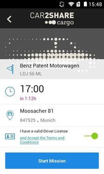 fleetster C2S apk screenshot