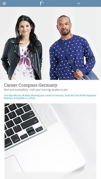 Career Compass Germany poster