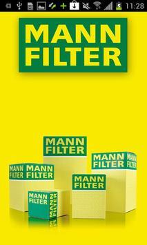 MANN-FILTER poster