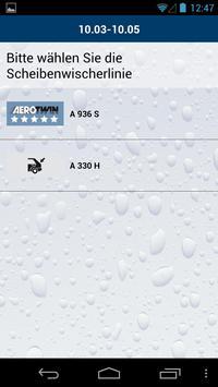 Bosch Scheibenwischer apk screenshot