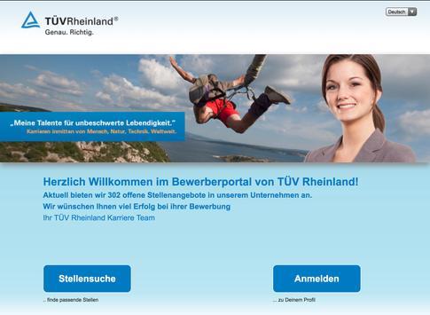 TÜV Rheinland - Your Job poster