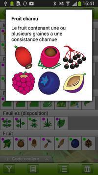 Flora Helvetica Mini français apk screenshot