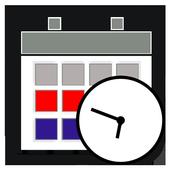 Worktimes - employee icon