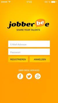 JobberBee apk screenshot