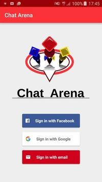 Chat Arena - for Pokemon GO poster
