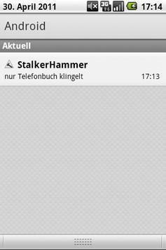 Stalker Hammer apk screenshot