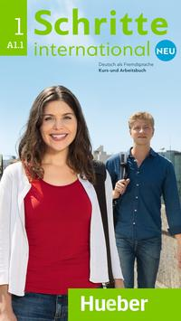 Schritte international Neu 1 poster