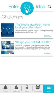 HYVE IdeaNet App free apk screenshot