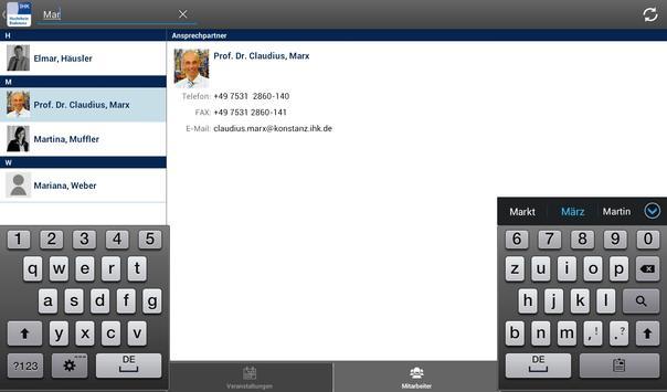 IHK Hochrhein-Bodensee apk screenshot