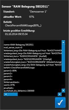 SysWatcher ClientApp apk screenshot