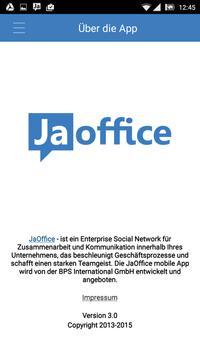 JaOffice apk screenshot
