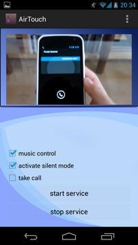 Air Touch Service Free apk screenshot