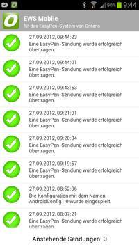 EasyPen-Service für EWS Mobile poster
