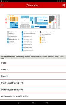 Océ Event apk screenshot