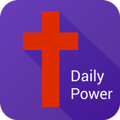 Daily Power - biblical saying icon