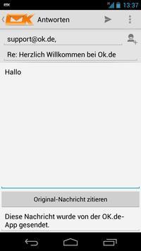 OK.de Mail apk screenshot