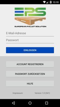 EPS - European Pallet Solution poster