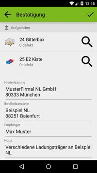 EPS - European Pallet Solution apk screenshot