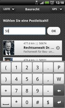 Bau- & Architektenrecht apk screenshot