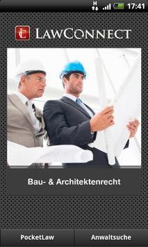 Bau- & Architektenrecht poster