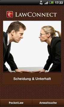 Scheidung & Unterhalt poster